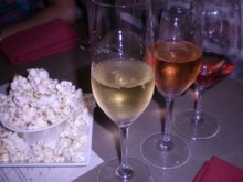 Bubbly-Flight-Truffle-Parmesan-Popcorn-at-Barrique-Photo-by-Gourmet-Rambler-300x225