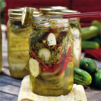 Spicy Pickles! (Photo from www.myrecipes.com)